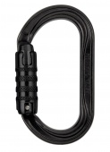 Карабин Oxan Triact-Lock Black Petzl