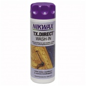 Водоотталкивающая пропитка для мембранных тканей TX Direct Wash-in  300 мл Nikwax