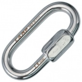 Карабин Oval Quick Link  10 mm Stainless  CAMP