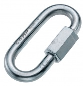 Карабин Oval Quick Link 10 mm Zinc Plated CAMP