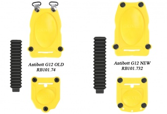 Антиподлип Antibott AirTech Light/G12 new Grivel