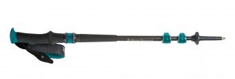 Палки жен. Women's Trail Pro Shock Tpoles 63-125 cm Black Diamond