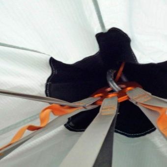 Платформа Cliff Cabana Double Portaledge Black Diamond
