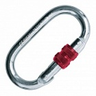 Карабин стальной Steel Oval Lock CAMP Safety