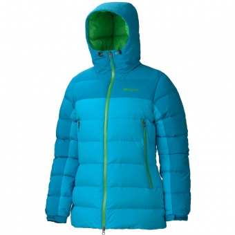 Куртка пуховая Wms Mountain Down Jacket Marmot
