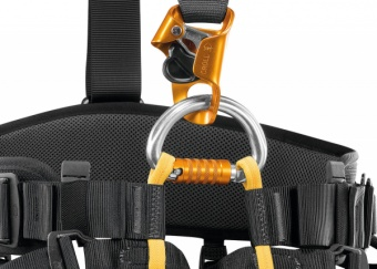 Обвязка Falcon Ascent new Petzl